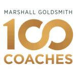 Logo for Marshal Goldsmith 100 Coaches